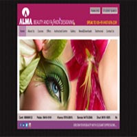 Alma Beauty and Fashion Designing