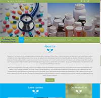 Being Care Pharmaceuticals - Pharma Company Design