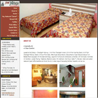Design of Hotel Mittaso Zirakpur Chandigarh Road
