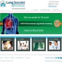 lung specialist of williumsburg