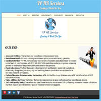 VP HR Services