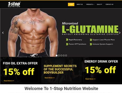 1-Stop Nutrition