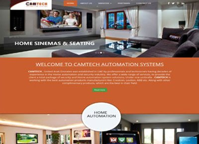 cam tech automation